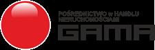 Gama Nieruchomości Logo